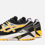 Мужские кроссовки ASICS Gel-Kayano Melvin Black/Yellow фото- 6