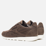 Мужские кроссовки Reebok Classic Leather Lux Earth/Chalk фото- 2