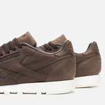 Мужские кроссовки Reebok Classic Leather Lux Earth/Chalk фото- 5