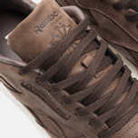 Мужские кроссовки Reebok Classic Leather Lux Earth/Chalk фото- 6