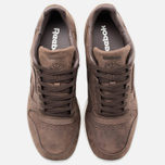 Мужские кроссовки Reebok Classic Leather Lux Earth/Chalk фото- 4