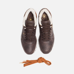 Reebok Classic Leather Winter Sneakers Earth/Brown Malt/White photo- 9