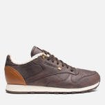 Reebok Classic Leather Winter Sneakers Earth/Brown Malt/White photo- 0