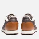 Reebok Classic Leather Winter Sneakers Earth/Brown Malt/White photo- 3
