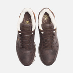 Мужские кроссовки Reebok Classic Leather Winter Earth/Brown Malt/White фото- 4