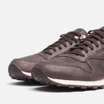 Reebok Classic Leather Winter Sneakers Earth/Brown Malt/White photo- 5