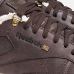 Reebok Classic Leather Winter Sneakers Earth/Brown Malt/White photo- 7