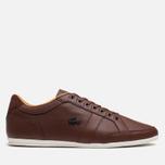 Мужские кроссовки Lacoste Alisos 16 SRM Brown фото- 0