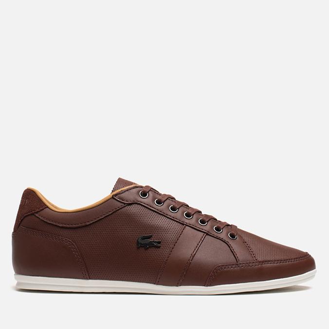 Мужские кроссовки Lacoste Alisos 16 SRM Brown