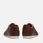 Мужские кроссовки Lacoste Alisos 16 SRM Brown фото- 3