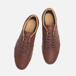 Мужские кроссовки Lacoste Alisos 16 SRM Brown фото- 4