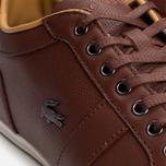 Мужские кроссовки Lacoste Alisos 16 SRM Brown фото- 7