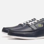 Мужские кроссовки Lacoste Dreyfus Dark Blue фото- 5