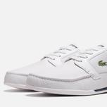 Мужские кроссовки Lacoste Dreyfus White фото- 5