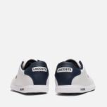 Мужские кроссовки Lacoste Graduate White/Dark Blue фото- 3
