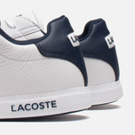 Мужские кроссовки Lacoste Graduate White/Dark Blue фото- 6