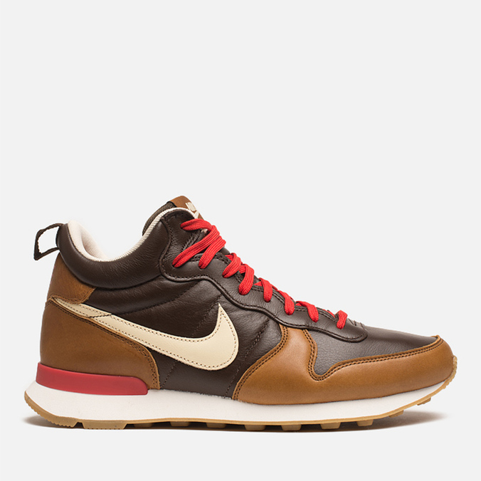 NIke Internationalist Mid QS Sneakers Baroque Brown/Flat Opal