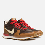 Мужские кроссовки Nike Internationalist Mid QS Baroque Brown/Flat Opal фото- 1