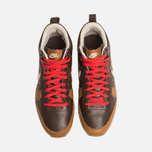 NIke Internationalist Mid QS Sneakers Baroque Brown/Flat Opal photo- 4