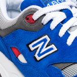 Мужские кроссовки New Balance CM1600BB Barber Shop Pack Blue/Grey фото- 7