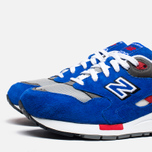 Мужские кроссовки New Balance CM1600BB Barber Shop Pack Blue/Grey фото- 5