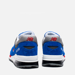 Мужские кроссовки New Balance CM1600BB Barber Shop Pack Blue/Grey фото- 3