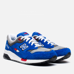 Мужские кроссовки New Balance CM1600BB Barber Shop Pack Blue/Grey фото- 1