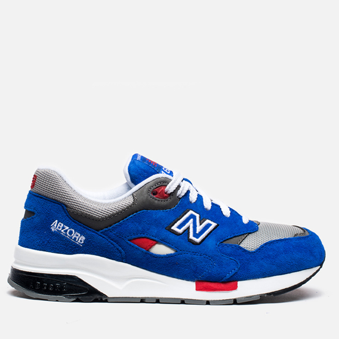 Мужские кроссовки New Balance CM1600BB Barber Shop Pack Blue/Grey