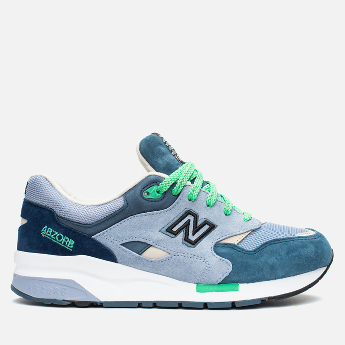 New Balance CM1600BV Elite Edition Sneakers Sky/Navy/Green