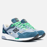 Мужские кроссовки New Balance CM1600BV Elite Edition Sky/Navy/Green фото- 1