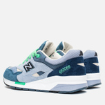 Мужские кроссовки New Balance CM1600BV Elite Edition Sky/Navy/Green фото- 2
