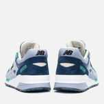 New Balance CM1600BV Elite Edition Sneakers Sky/Navy/Green photo- 3