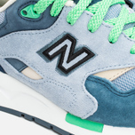 New Balance CM1600BV Elite Edition Sneakers Sky/Navy/Green photo- 5
