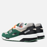 Мужские кроссовки New Balance CM1600LD/D Green/Grey/Orange фото- 2