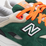 Мужские кроссовки New Balance CM1600LD/D Green/Grey/Orange фото- 7