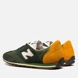 Мужские кроссовки New Balance Cross Country CC AGN Green/Yellow фото- 2