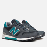 New Balance M1300MD Moby Dick Sneakers Light Navy/Teal photo- 1