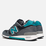 New Balance M1300MD Moby Dick Sneakers Light Navy/Teal photo- 2