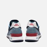 Мужские кроссовки New Balance M1300TR Lake Blue/White/Red фото- 3