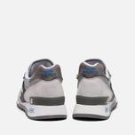 Мужские кроссовки New Balance M1300TT Grey/Blue фото- 3