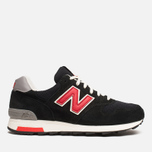 Мужские кроссовки New Balance M1400HB Catcher in the Rye Black/Red фото- 0