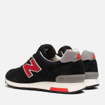 Мужские кроссовки New Balance M1400HB Catcher in the Rye Black/Red фото- 2