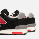 Мужские кроссовки New Balance M1400HB Catcher in the Rye Black/Red фото- 6