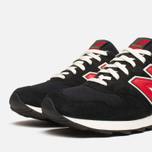 Мужские кроссовки New Balance M1400HB Catcher in the Rye Black/Red фото- 5