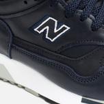 Мужские кроссовки New Balance M1500NAV Navy фото- 5