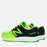 Мужские кроссовки New Balance M1980GB Green/Black фото- 2