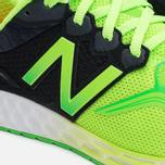 Мужские кроссовки New Balance M1980GB Green/Black фото- 5