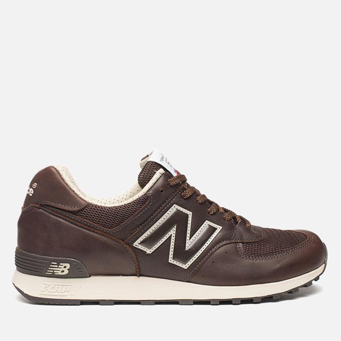 Мужские кроссовки New Balance M576BRM Brown