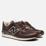 Мужские кроссовки New Balance M576BRM Brown фото- 1