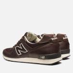 Мужские кроссовки New Balance M576BRM Brown фото- 2